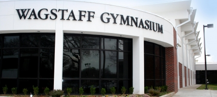 Tyler Junior College – Wagstaff Gym