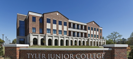 Tyler Junior College – Robert M. Rogers Nursing